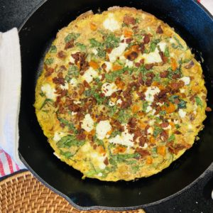 how to make frittatas