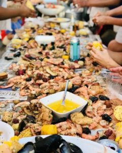 how to host a shrimp boil cajun style