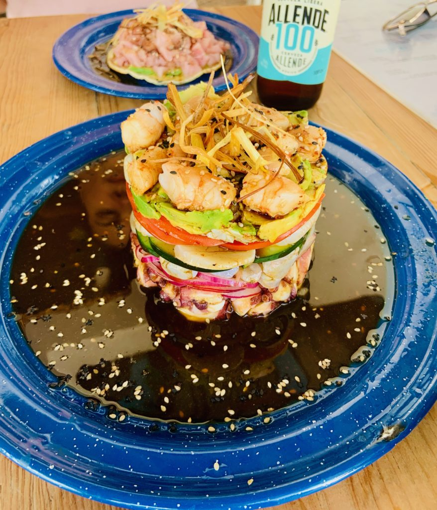best ceviche in holbox