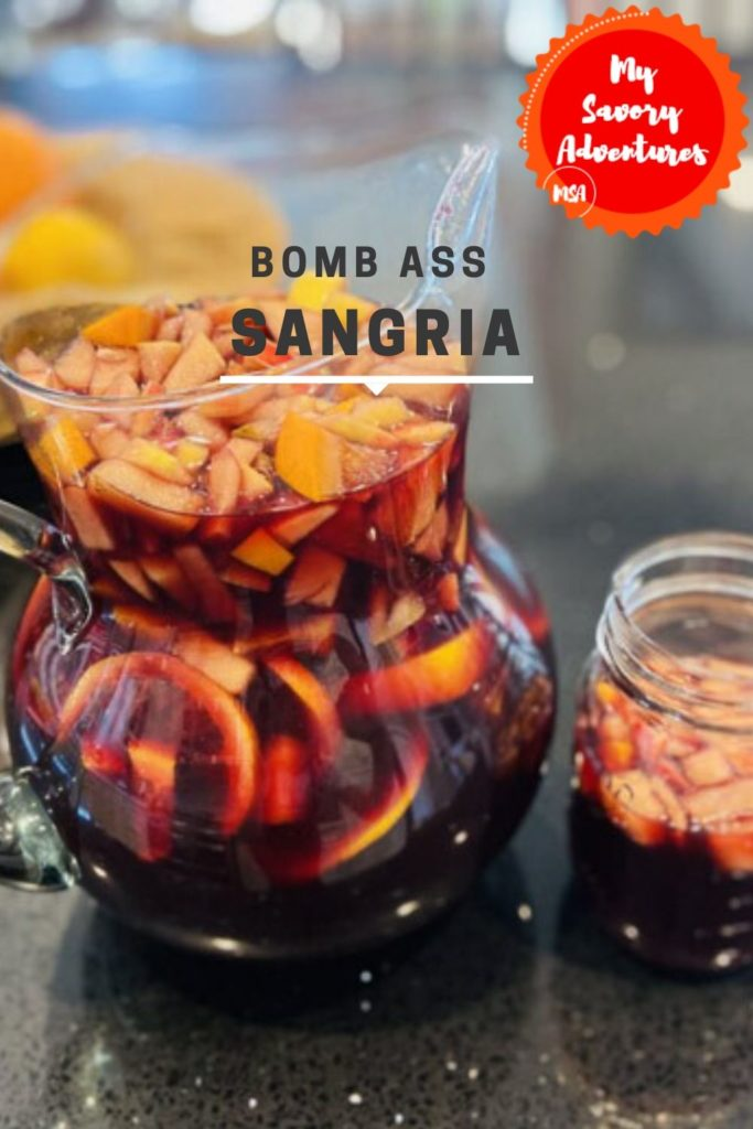 how to make the best traditional sangria