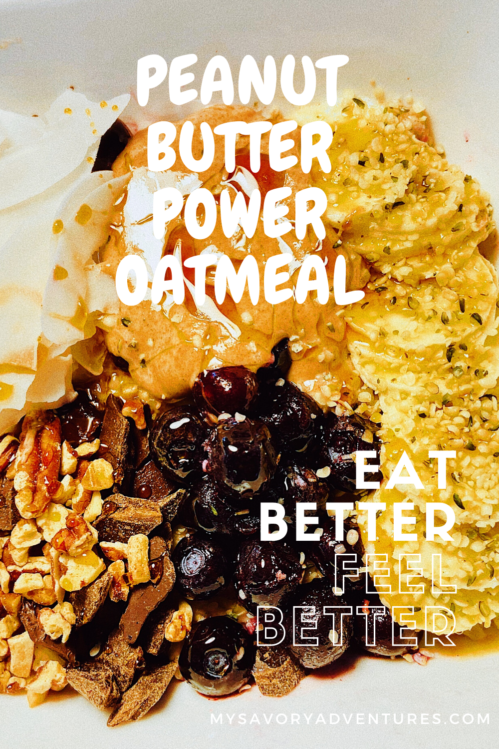 how to make power oatmeal
