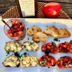 how to make bruschetta 3 different ways