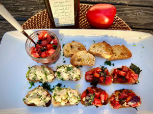 how to make bruschetta 3 different ways