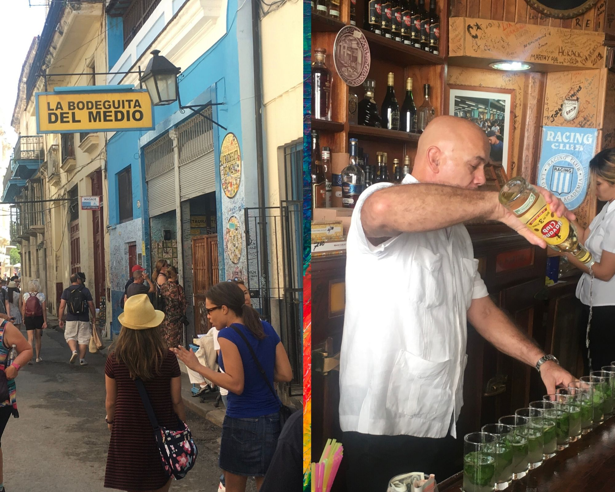 where to have mojito in havana