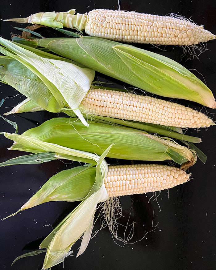 corn gazpacho