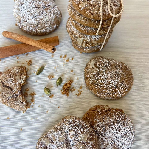 grandma molasses cookies