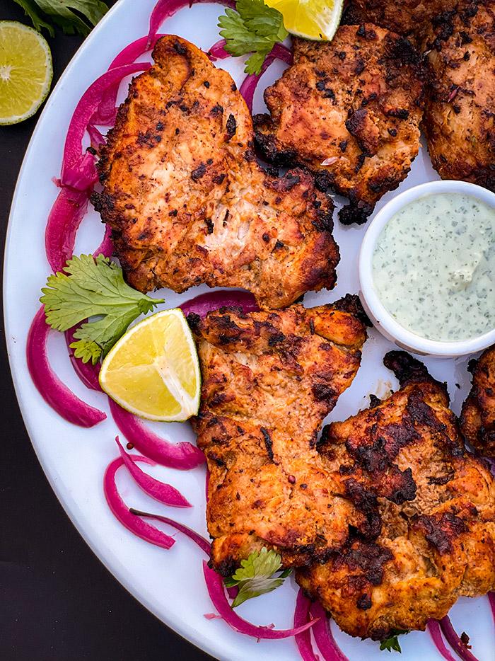 tandoori chicken air fryer recipe
